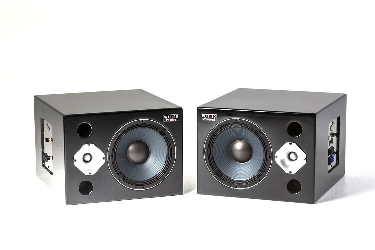 Wayne Jones Audio - 1000 Watt Passive & Active Studio Monitors