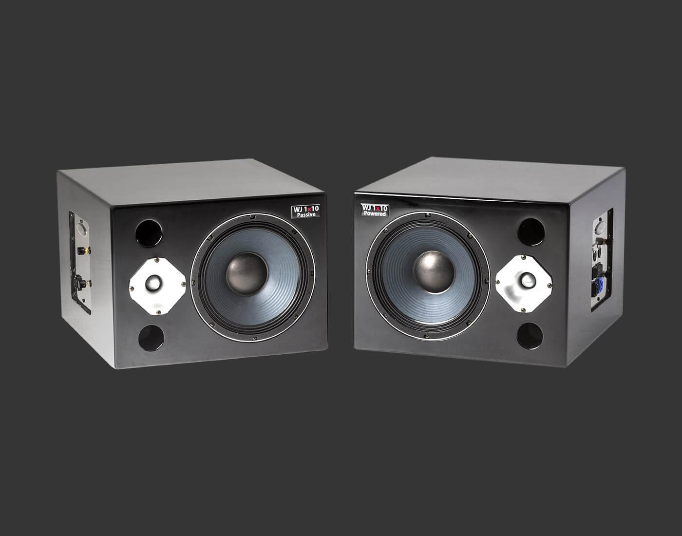 Wayne Jones Audio - Hi Fi Studio Monitors
